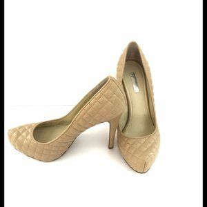 BCBGeneration Heels Nude Size 9.5